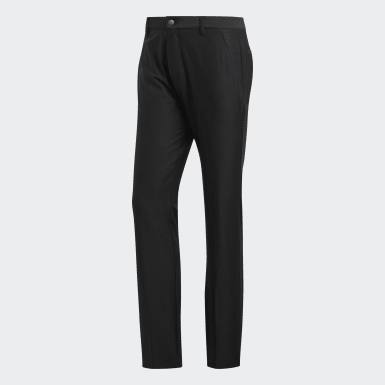 Men's Golf Black Ultimate365 Classic Pants