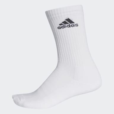 3-Stripes Performance Crew Socks 1 Pair