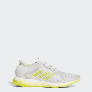 Women Running Grey FOCUSBREATHEIN Shoes