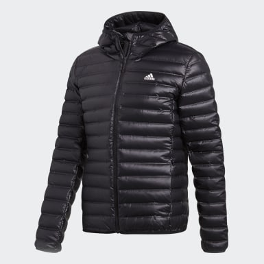 Άνδρες Urban Outdoor Μαύρο Varilite Hooded Down Jacket