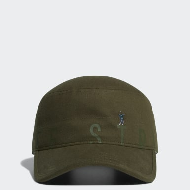 Men Golf Beige Adicross de Gaulle Cap