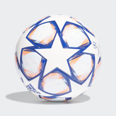 Football White UCL Finale 20 Competition Ball
