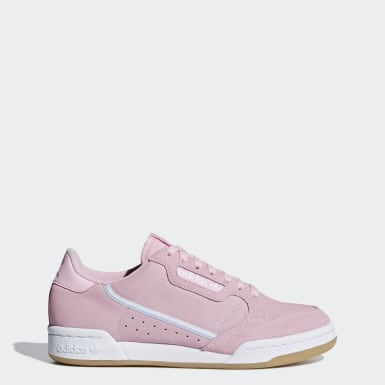 Frauen Originals Continental 80 Schuh Rosa