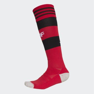 Meião CR Flamengo 1 Preto Futebol