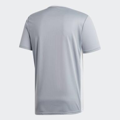 Men Soccer Grey Entrada Jersey
