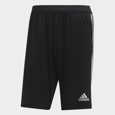Men Training Black Tiro 19 Training Shorts