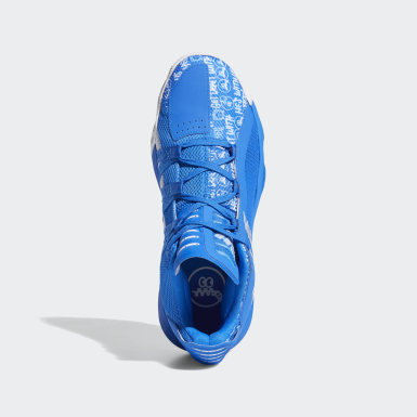 Basketball Blue Dame 6 Shoes