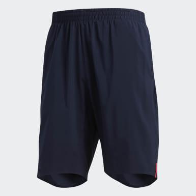 Shorts Supernova Pure Parley Azul Hombre Running
