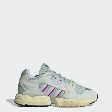 Women's Originals Turquoise ZX Torsion Shoes