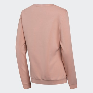 розовый Свитшот W CE SWEATSHIRT