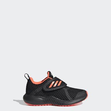 เด็ก วิ่ง สีดำ รองเท้า FortaRun X SUMMER.RDY