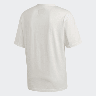 Men Originals White Kaval Tee
