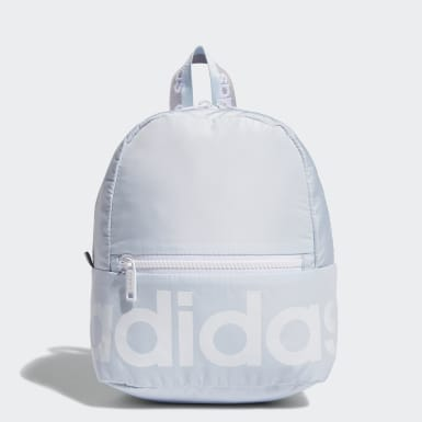 Training Blue Linear Mini Backpack
