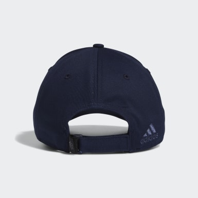 Women Golf Blue Twill Cap