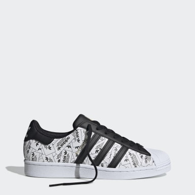 adidas superstar dames bloemen