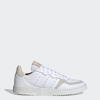Tenis Supercourt Blanco Hombre Originals