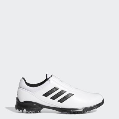 ผู้ชาย กอล์ฟ สีขาว รองเท้า Traxion Lite Boa