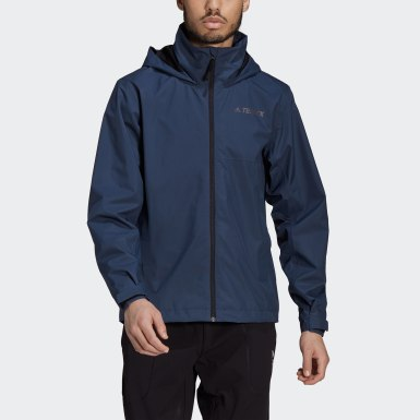 Men TERREX Terrex Multi RAIN.RDY Primegreen Two-Layer Rain Jacket