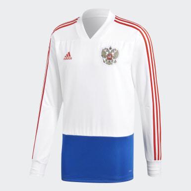 Тренировочный джемпер сборной Россия