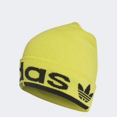Bonnet Logo jaune Originals