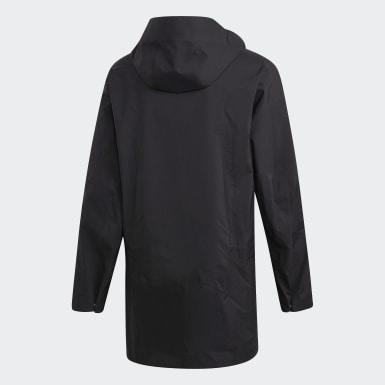 Erkek Originals Siyah NMD Karkaj GORE-TEX Yağmurluk