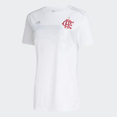 Camisa Flamengo adidas 70 anos Feminina