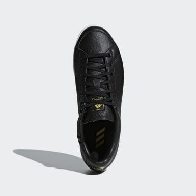 Muži Golf čierna Tenisky Adicross Classic Wide