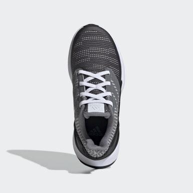 Børn Løb Grå RapidaRun sko
