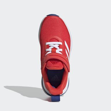 Kids Running Red FortaRun Running Shoes 2020