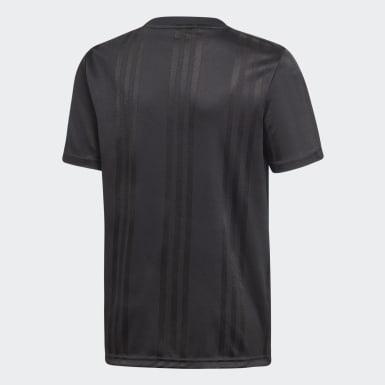 Jungen Originals Outline Shirt Schwarz