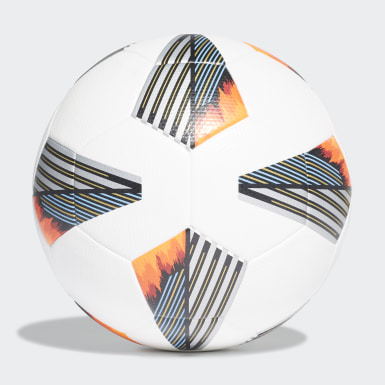 Football White Tiro Pro Ball