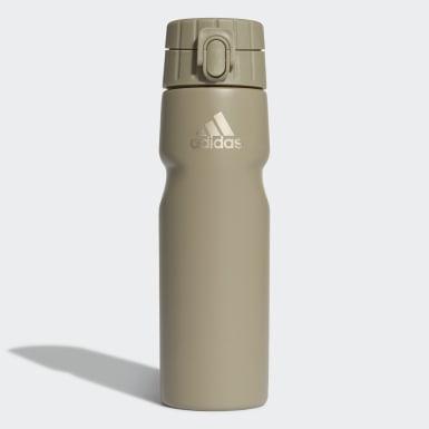серый Спортивная бутылка Steel 600 мл