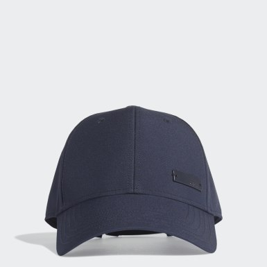 Cappellino Baseball Blu Training