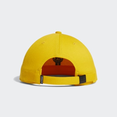 Boné Shmoo Six-Panel Amarelo Originals
