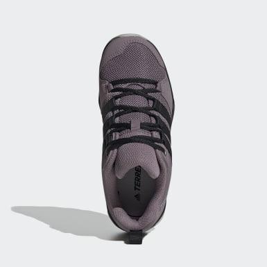 Kids TERREX Purple Terrex AX2R Hiking Shoes