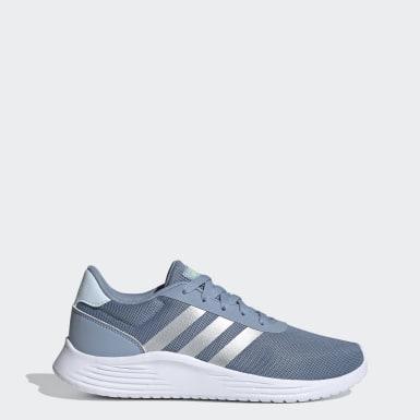 ผู้หญิง Sport Inspired สีน้ำเงิน รองเท้า Lite Racer 2.0