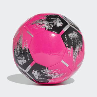Piłka Team Capitano Różowy
