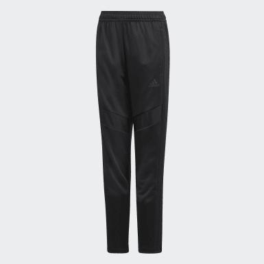 Pantalon d'entraînement Tiro 19 noir Adolescents Soccer