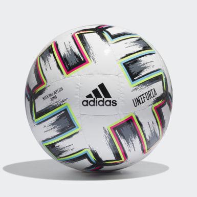 Fotbal bílá Míč Uniforia Jumbo