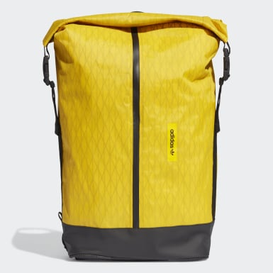 Originals Yellow Future Roll-Top Backpack