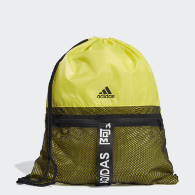 4ATHLTS Gym Bag Żółty