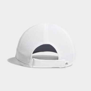 Men's Training White Superlite Pro Hat