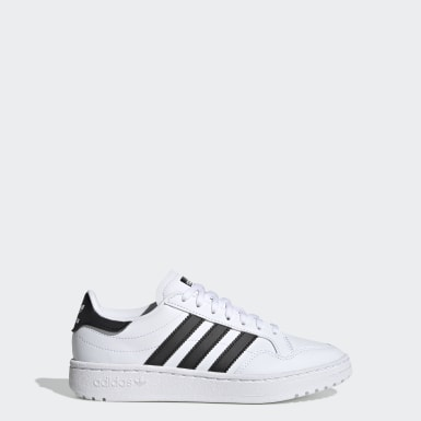 Børn Originals Hvid Team Court sko