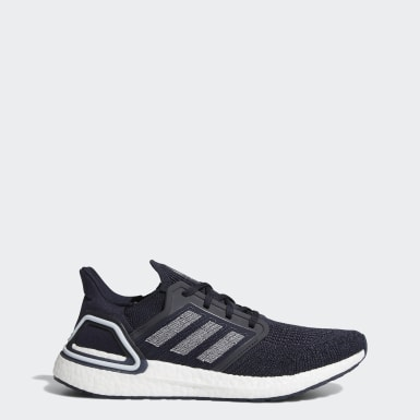 Chaussure Ultraboost 20 SB bleu Course