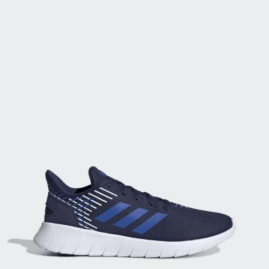 Sapatos Asweerun Azul Homem Running
