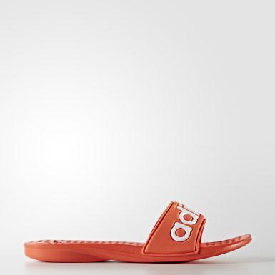 оранжевый Шлепки CARODAS