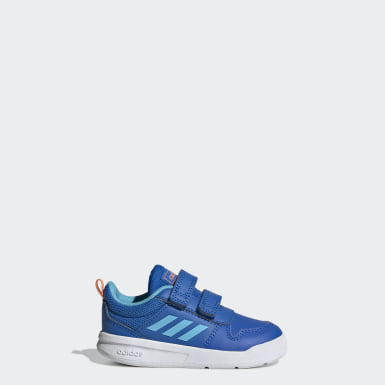 Kids Running Blue Tensaurus Shoes