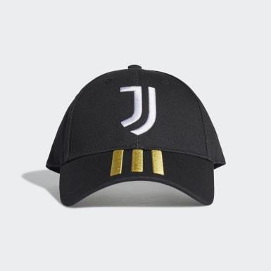Cappellino Baseball Juventus Nero Calcio