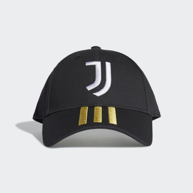 Fotboll Svart Juventus Baseball Cap
