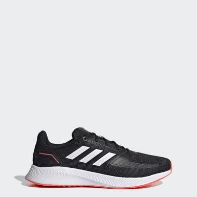 Men Running Black Runfalcon 2.0 Shoes
